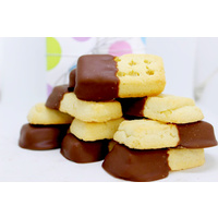 Chocolate Shortbread 180g