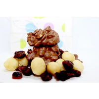 Macadamia & Cranberry Clusters 180g