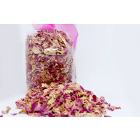 Organic Dried Rose Petals 30g