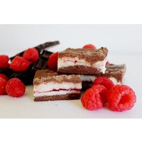 Bavarian Raspberry Chocolate 150g Fudge