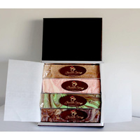 4 pcs 150g Corporate Gift Box