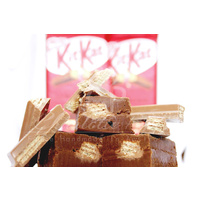 Chocolate with KitKat 150g Fudge