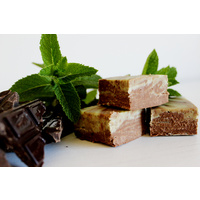 Mint Chocolate Swirl 150g Fudge
