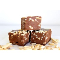Chocolate & Almond Nougat