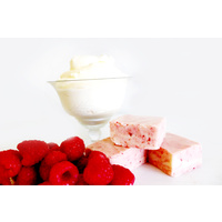 Raspberries & Cream 150g Fudge