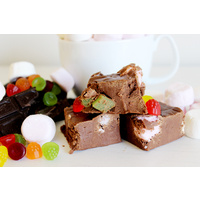 Rocky Road 150g Fudge