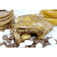 Chocolate Caramel S'Mores 150g Fudge