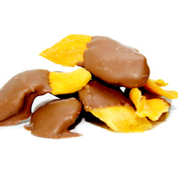 Chocolate Hand Dipped Mango