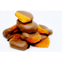 Chocolate Hand Dipped Peaches