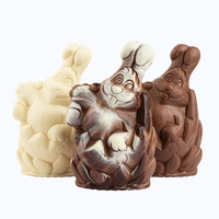 Bunny with Cracked Egg 300g