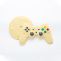 Chocolate Controller with Grand Theft Choco Disc White Chocolate