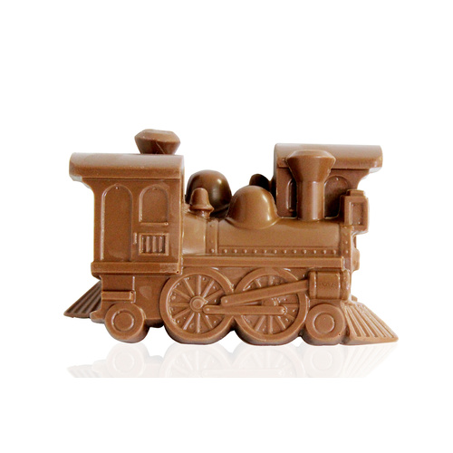 Solid Chocolate Train